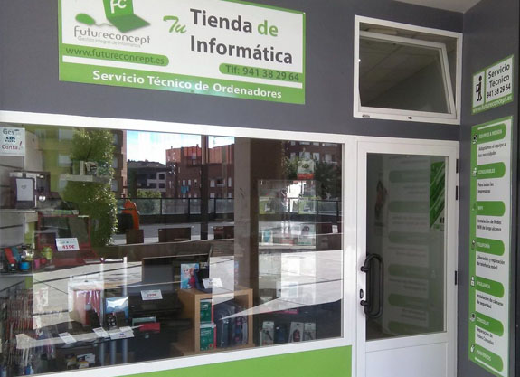 tu tienda informatica Arnedo